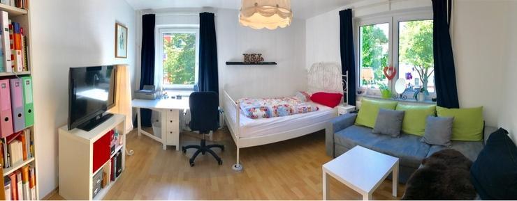 sch nes helles zimmer in 2er wg frei wg zimmer hannover mittelfeld. Black Bedroom Furniture Sets. Home Design Ideas