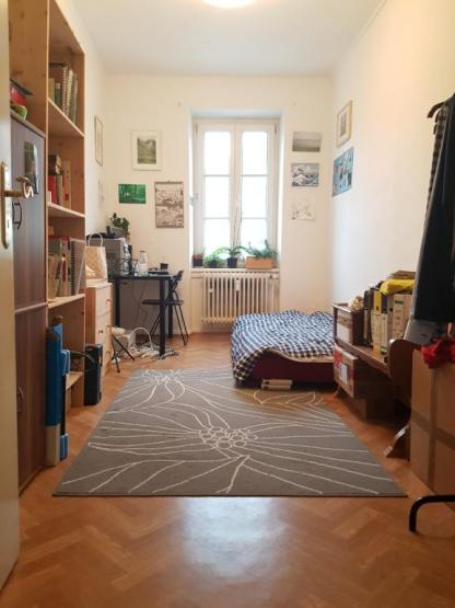 sch nes 13qm zimmer in zentraler 3er wg wg zimmer saarbr cken st johann. Black Bedroom Furniture Sets. Home Design Ideas