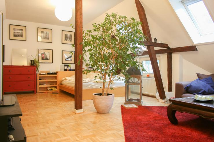 gem tliche ruhige 60 qm wohnung hannover list 1 zimmer. Black Bedroom Furniture Sets. Home Design Ideas