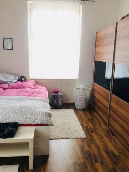 sch nes wg zimmer in der n he der innenstadt zu vermieten. Black Bedroom Furniture Sets. Home Design Ideas