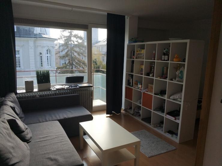 schickes ein zimmer appartment im sch nem westend zur zwischenmiete 1 zimmer wohnung in. Black Bedroom Furniture Sets. Home Design Ideas