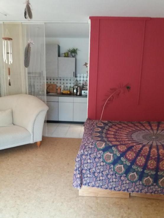 mini wohnung in sch nster parklage zur zwischenmiete 1. Black Bedroom Furniture Sets. Home Design Ideas
