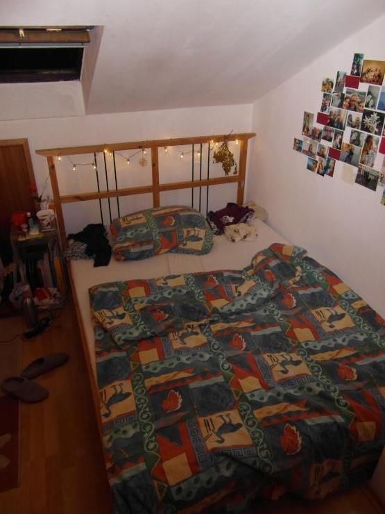 gem tliches 10qm zimmer mit guter verkehrsanbindung ideal f r wochenendheimfahrer wg zimmer. Black Bedroom Furniture Sets. Home Design Ideas