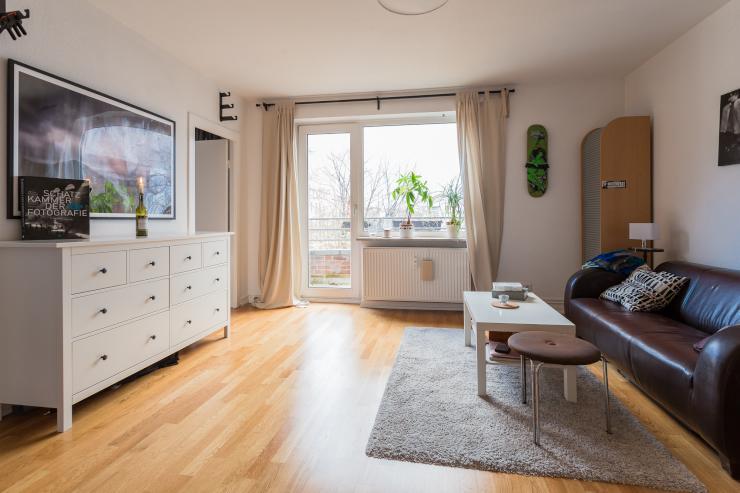 2 zimmer wohnung zwischenmiete altona mit balkon ruhig und zentral gelegen wohnung in hamburg. Black Bedroom Furniture Sets. Home Design Ideas
