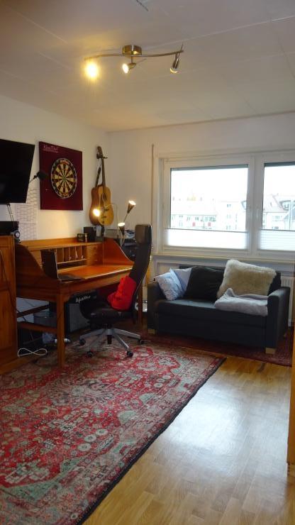 praktische 1 zimmer wohnung im paradies zur zwischenmiete 1 zimmer wohnung in konstanz paradies. Black Bedroom Furniture Sets. Home Design Ideas