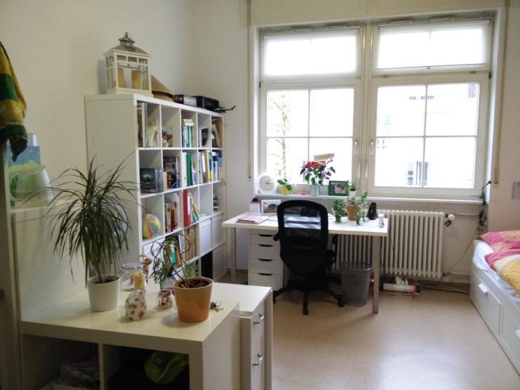 sch nes m bliertes apartment n he hbf universit t und unikliniken zur zwischenmiete 1 zimmer. Black Bedroom Furniture Sets. Home Design Ideas