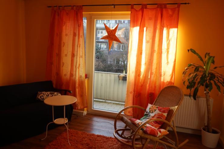 g nstige wg geeignete 3 zimmer wohnung mit balkon wohnung in dortmund mitte. Black Bedroom Furniture Sets. Home Design Ideas