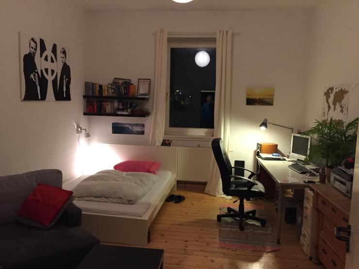 zimmer in 4er wg sehr gute lage nahe uni wohngemeinschaft in kassel nord holland. Black Bedroom Furniture Sets. Home Design Ideas