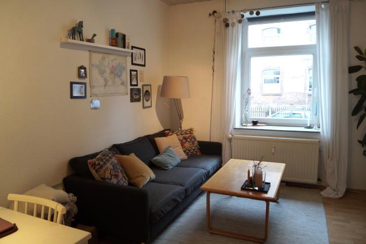 gem tliche 2 zimmer wohnung zentrale lage balkon wohnung in g ttingen innenstadt. Black Bedroom Furniture Sets. Home Design Ideas