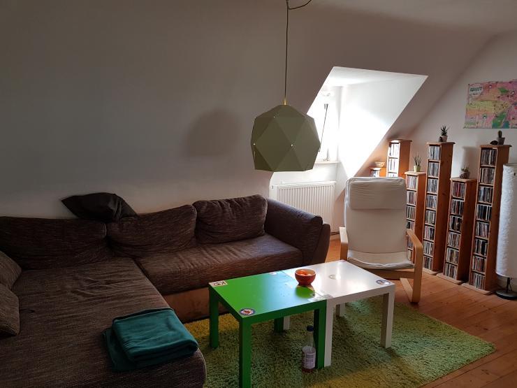 2 zimmer 31qm mit eigenem bad in reihenhaus wg wg zimmer in kassel nord holland. Black Bedroom Furniture Sets. Home Design Ideas