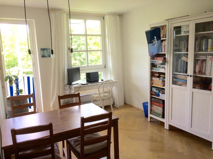2 zimmer wohnung n he giesing bahnhof wohnung in m nchen ramersdorf perlach. Black Bedroom Furniture Sets. Home Design Ideas