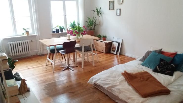 sch ne 1 zimmer wohnung im schillerkiez 1 zimmer wohnung in berlin neuk lln. Black Bedroom Furniture Sets. Home Design Ideas