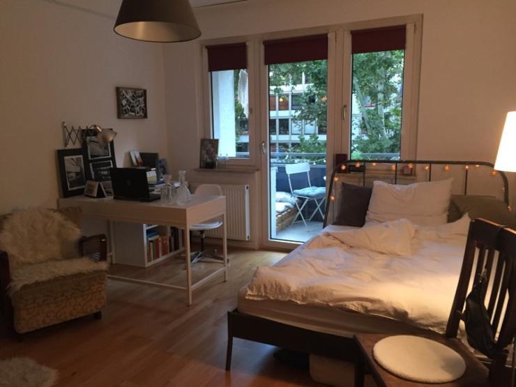 sch ne 2 zimmer wohnung in der neustadt wohnung in mainz neustadt. Black Bedroom Furniture Sets. Home Design Ideas