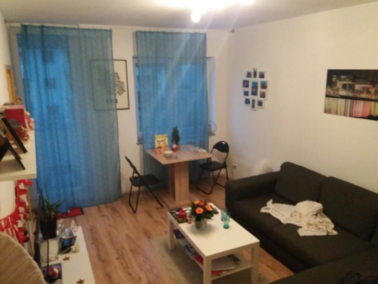 nachmieter f r sch ne 2 zimmer wohnung mit balkon in. Black Bedroom Furniture Sets. Home Design Ideas