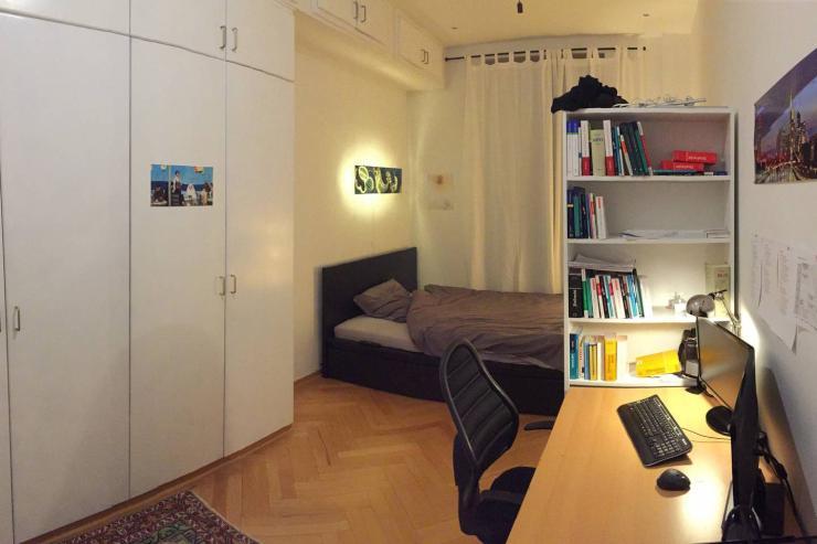 sch nes wg zimmer in zentralster innenstadtlage zeil zur 6 monatigen zwischenmiete wg zimmer. Black Bedroom Furniture Sets. Home Design Ideas