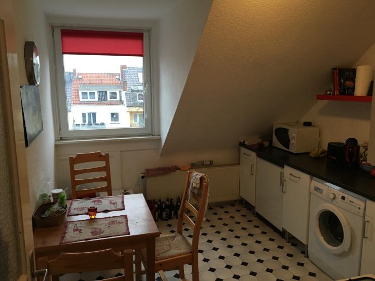 sch ne 3 zimmer wohnung mit innenhofblick in zentraler lage in der neustadt wg geeignet. Black Bedroom Furniture Sets. Home Design Ideas