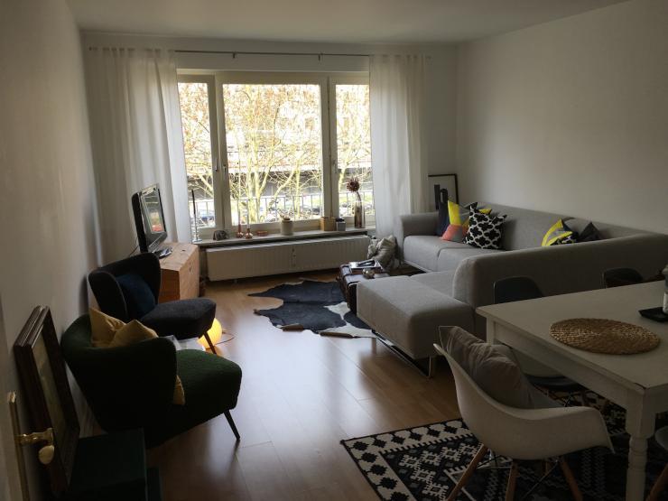 Helle 2 Zimmer Wohnung In Der Isestr Im Herzen Eppendorfs Wohnung