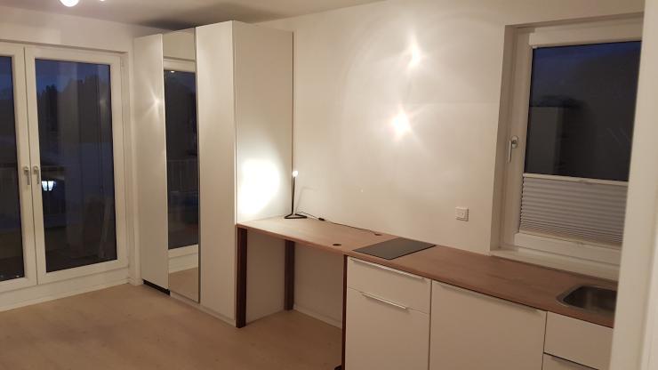 inhouse apartment in k ln rodenkirchen 1 zimmer wohnung. Black Bedroom Furniture Sets. Home Design Ideas