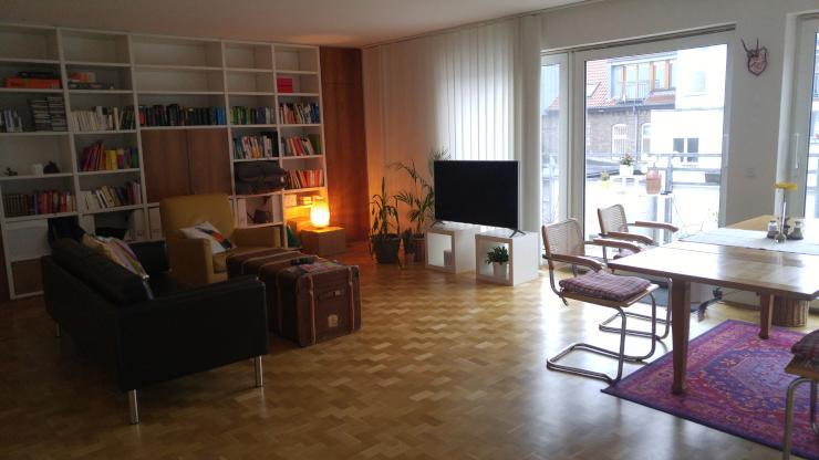 zimmer frei in 2er wg traumhaftes penthouse im belgischen viertel wg k ln altstadt nord. Black Bedroom Furniture Sets. Home Design Ideas