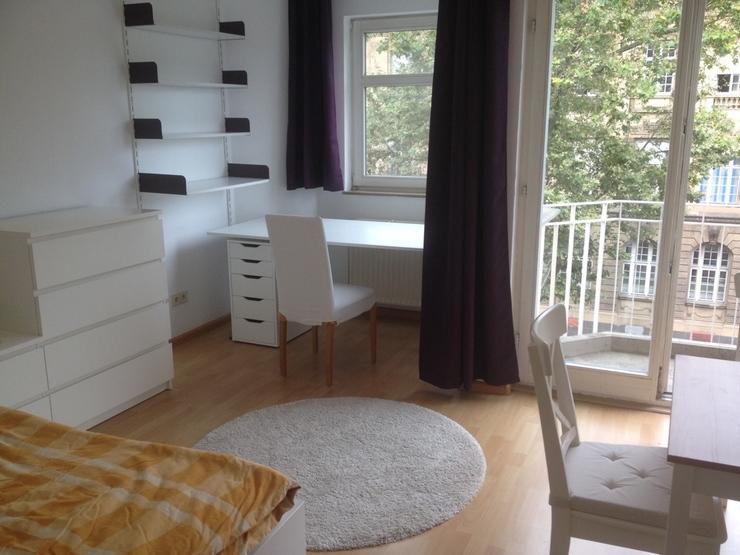 appartement next door to the university castle 1 zimmer wohnung in mannheim innenstadt. Black Bedroom Furniture Sets. Home Design Ideas