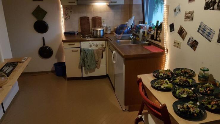 beste 1 zimmer wohnung ber dem caf anton am dom 1 zimmer wohnung in passau altstadt. Black Bedroom Furniture Sets. Home Design Ideas