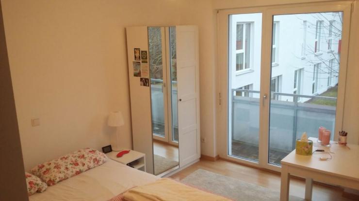 1 zimmer appartement 1 zimmer wohnung in regensburg galgenberg. Black Bedroom Furniture Sets. Home Design Ideas