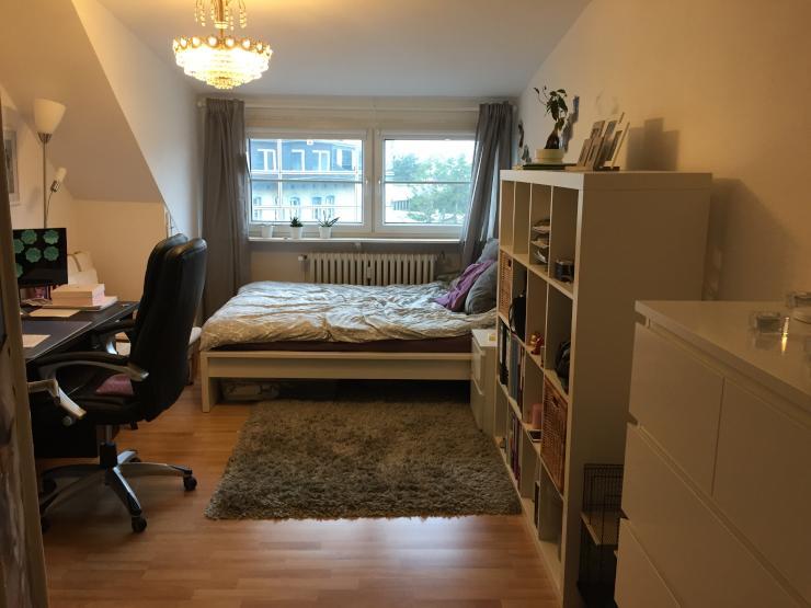helles zimmer in 2er wg im herzen von bonn zentrum zu. Black Bedroom Furniture Sets. Home Design Ideas