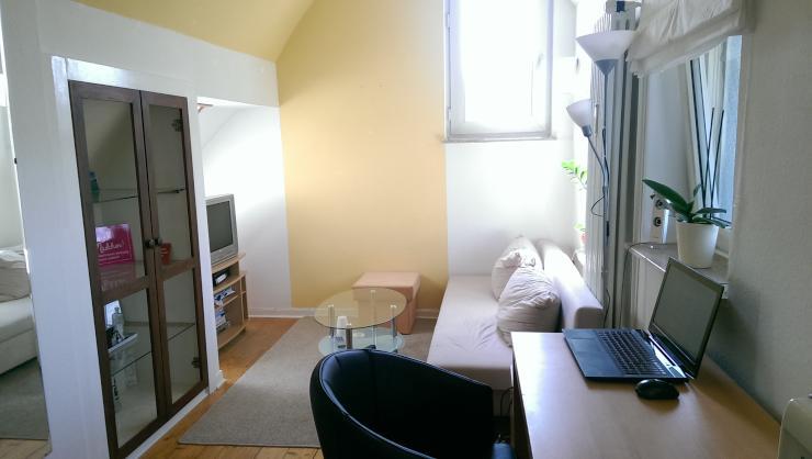 tolle einzimmer wohnung sucht nachmieter 1 zimmer wohnung in osnabr ck innenstadt. Black Bedroom Furniture Sets. Home Design Ideas