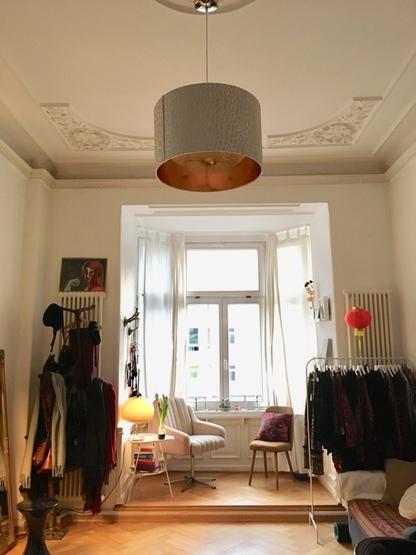 wundersch nes m bliertes 22qm zimmer mitten in der neustadt 3erwg zwischenmiete wg zimmer in. Black Bedroom Furniture Sets. Home Design Ideas