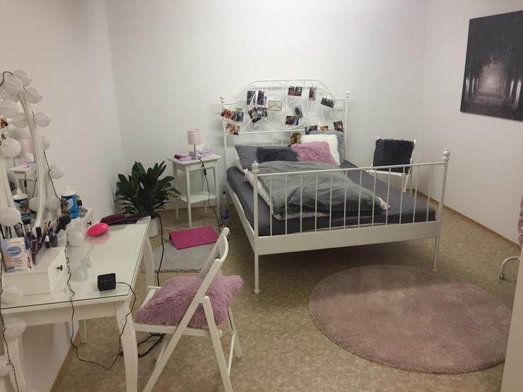 wg zimmer mit eigenem badezimmer m bel k nnen gerne gegen einen abschlag bernommen werden. Black Bedroom Furniture Sets. Home Design Ideas