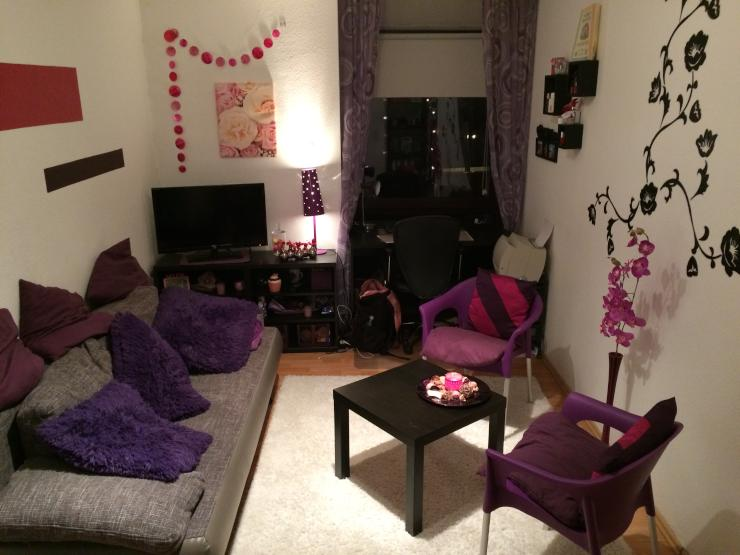 g nstiges gem tliches appartement zwischen s lz und. Black Bedroom Furniture Sets. Home Design Ideas