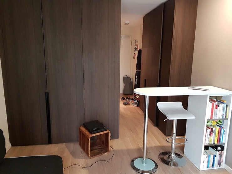 moderne 1 zimmer wohnung direkt am olympiapark nord 1 zimmer wohnung in m nchen schwabing west. Black Bedroom Furniture Sets. Home Design Ideas