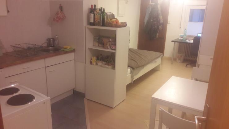 sch ne 1 zimmer wohnung f r studenten 1 zimmer wohnung in gengenbach gengenbach. Black Bedroom Furniture Sets. Home Design Ideas