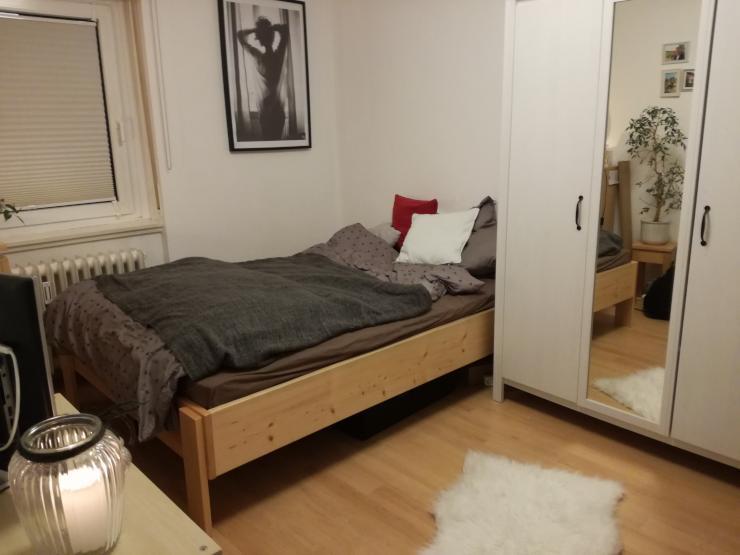 wohlf hl wg zur zwischenmiete zimmer m bliert freiburg im breisgau st hlinger. Black Bedroom Furniture Sets. Home Design Ideas