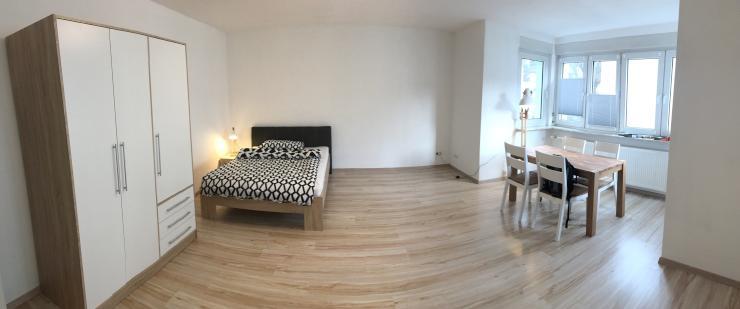 neu voll m bliert ruhig gute anschl sse miete inkl aller nebenkosten. Black Bedroom Furniture Sets. Home Design Ideas