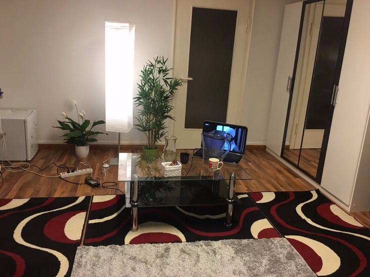m blierte 2 zimmer von einer 4er wg 400 euro wg zimmer in baden baden steinbach. Black Bedroom Furniture Sets. Home Design Ideas