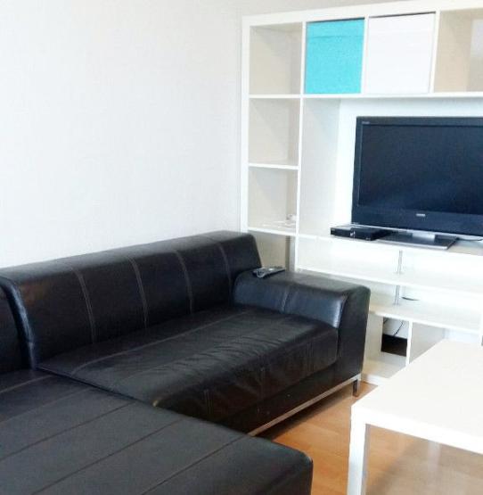 stilvolle m bilierte 1 zimmer wohnung in frankfurt am. Black Bedroom Furniture Sets. Home Design Ideas
