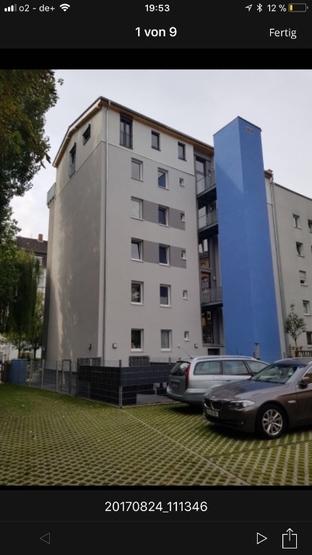 16qm zimmer in studentenwg wgzimmer frankfurt am main bockenheim. Black Bedroom Furniture Sets. Home Design Ideas