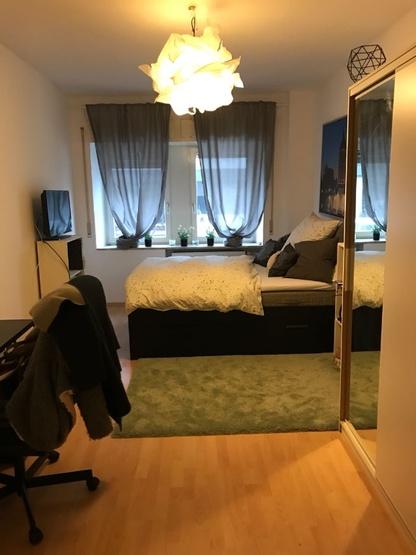 helles m bliertes wg zimmer in neu ulm zur untermiete wg zimmer in neu ulm. Black Bedroom Furniture Sets. Home Design Ideas