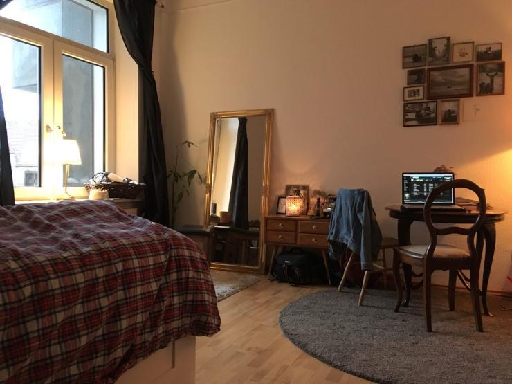 sch nes 18qm altbau zimmer in zentraler lage wohngemeinschaften in kiel damperhof. Black Bedroom Furniture Sets. Home Design Ideas