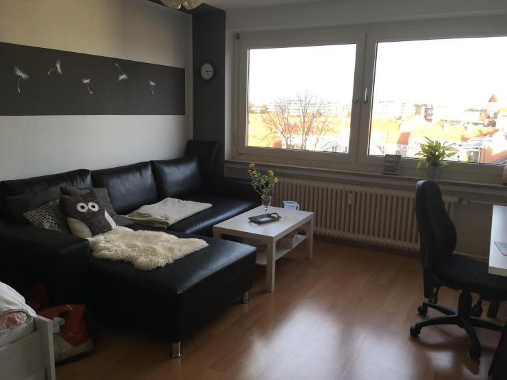 teilm bliertes zimmer in 3er wg ab wgzimmer augsburg. Black Bedroom Furniture Sets. Home Design Ideas