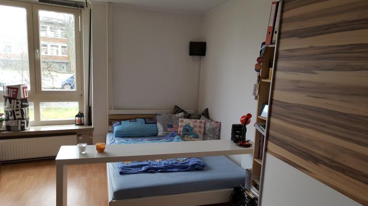 m beliertes appartment in ruhiger zentraler lage ideal f r pendler und wochenendheimfahrer. Black Bedroom Furniture Sets. Home Design Ideas