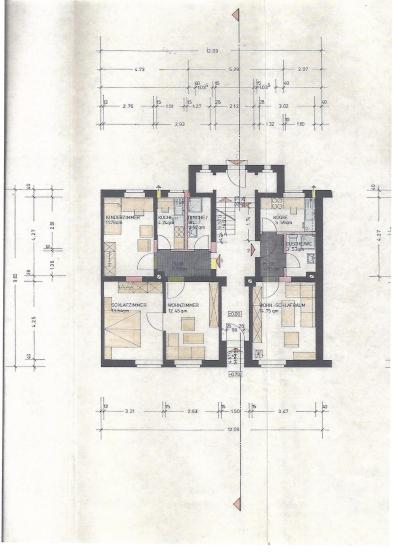 1 Zimmerwohnung Mit Separater Küche Und Bad