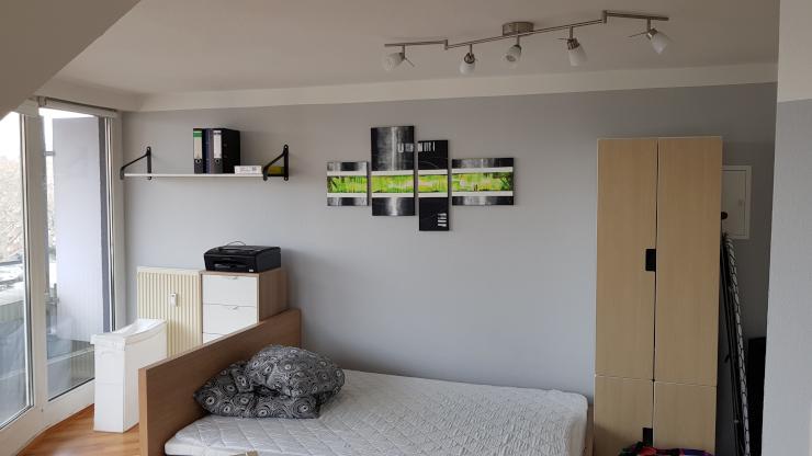 1 zimmer apartment m bliert zwischenmieter gesucht 1 zimmer wohnung in mannheim almenhof. Black Bedroom Furniture Sets. Home Design Ideas