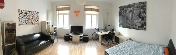 24m wg zimmer in stuttgart mitte suche wg stuttgart mitte. Black Bedroom Furniture Sets. Home Design Ideas