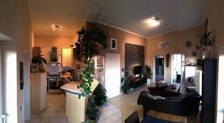 wohnung mit lofthohen decken zu vermieten wohnung in wiesbaden dotzheim. Black Bedroom Furniture Sets. Home Design Ideas
