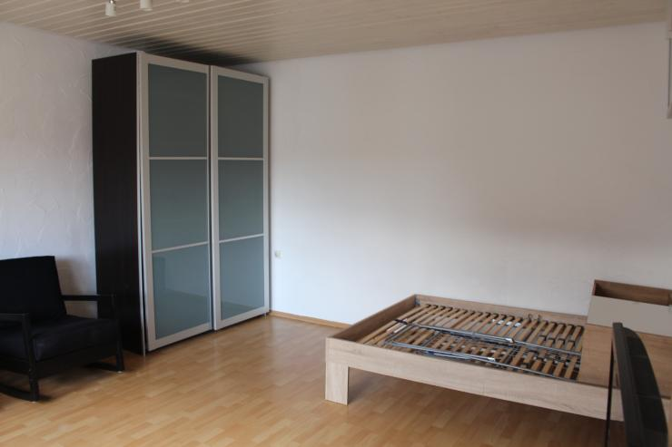 1 zimmerwohnung mit k che und bad und flur 1 zimmer wohnung in villingen schwenningen schwenningen. Black Bedroom Furniture Sets. Home Design Ideas