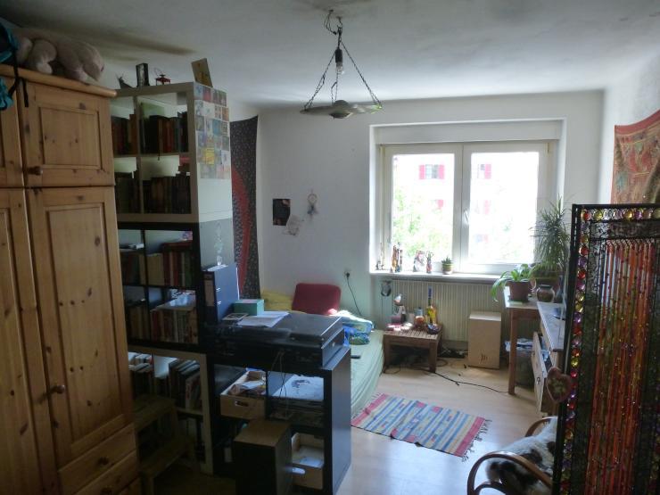 sonniges wg zimmer in uni n he zimmer in regensburg kumpfm hl ziegetsdorf. Black Bedroom Furniture Sets. Home Design Ideas