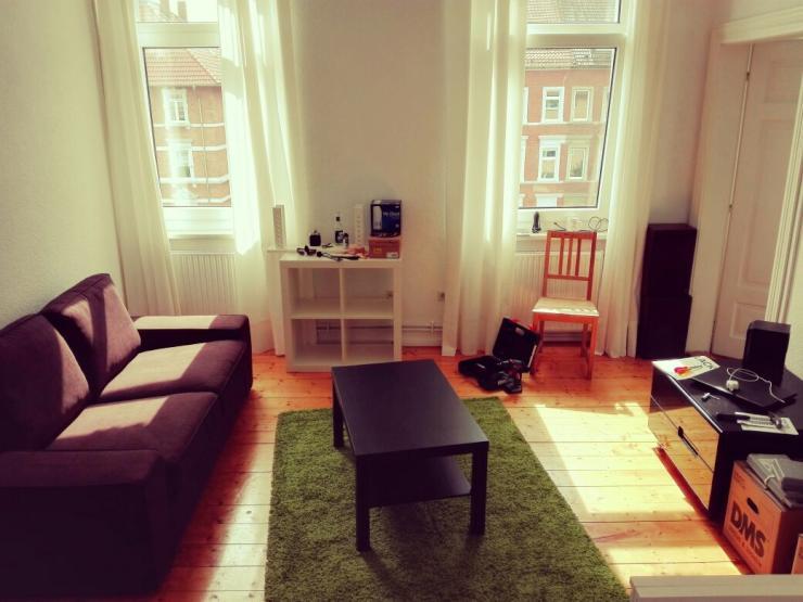 zwei zimmer in ruhiger wg wg zimmer braunschweig stliches ringgebiet. Black Bedroom Furniture Sets. Home Design Ideas