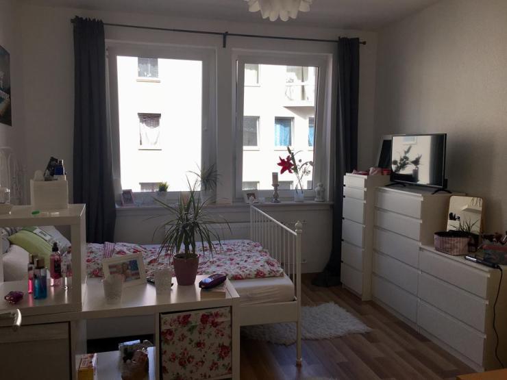 13 qm zimmer in der innenstadt zimmer in osnabr ck innenstadt. Black Bedroom Furniture Sets. Home Design Ideas